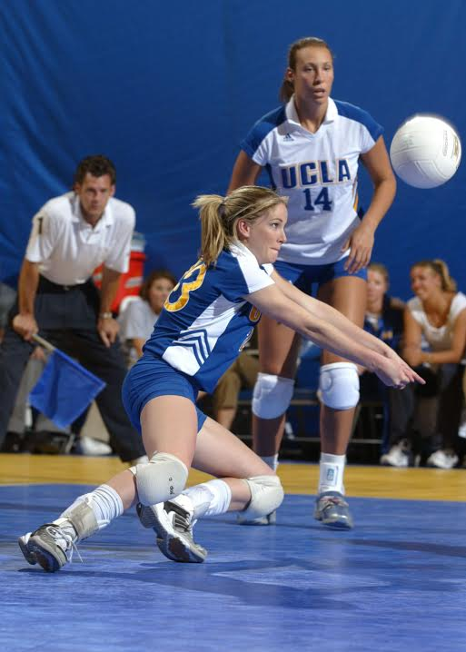 CHRISSIE COURTNEY - One of the best liberos in the collegiate game!!