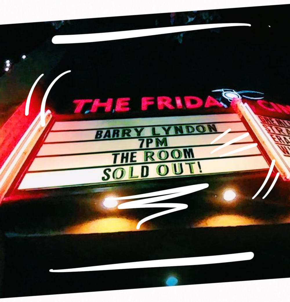 "Dec. 19 | Watching ""The Room""  at The Frida Cinema in Santa Ana was nothing short of entertaining, not just because the movie itself is blissfully bad, but the audience participation makes the whole experience as vibrant as a live stage event."