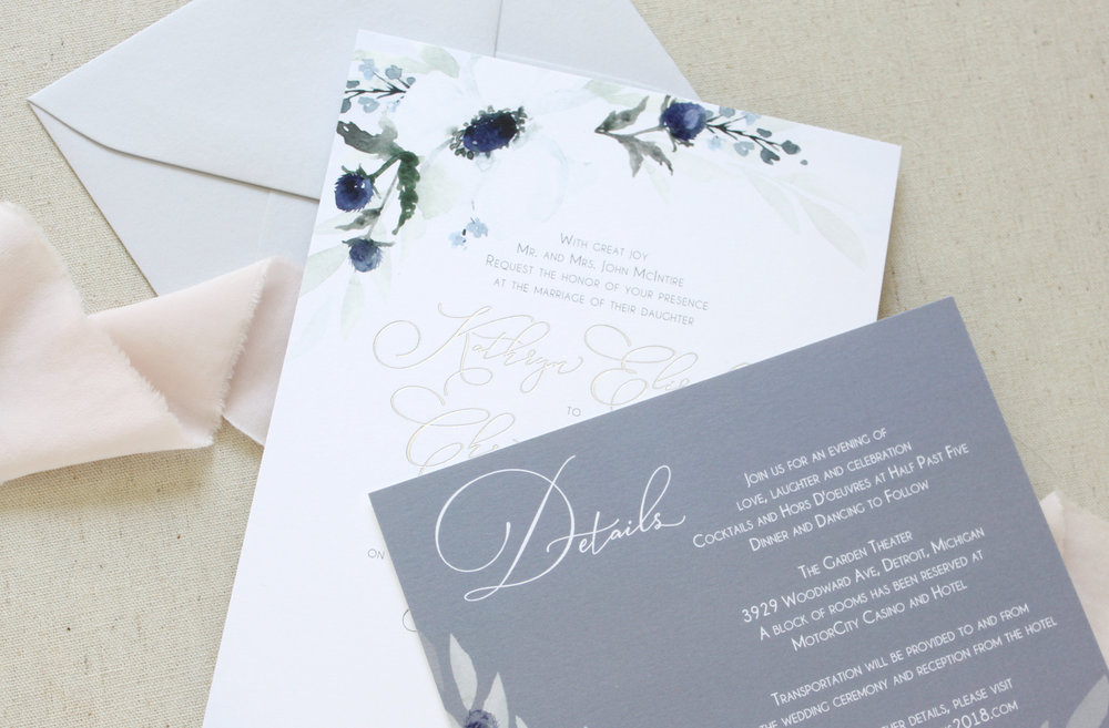 Paper Types For Wedding Invitations The Bride S Guide To Wedding