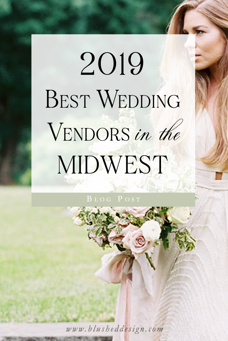 Overwhelmed by all of the options available for wedding vendors?  I totally get it! THere are many talented vendors out there, but who is the BEST? And who will give you the customer service that you're looking for? Here's my annual round up of my favorite wedding vendors to work with: my top wedding vendors for 2019 #weddingvendors #weddingphotographer #weddingpros www.blusheddesign.com
