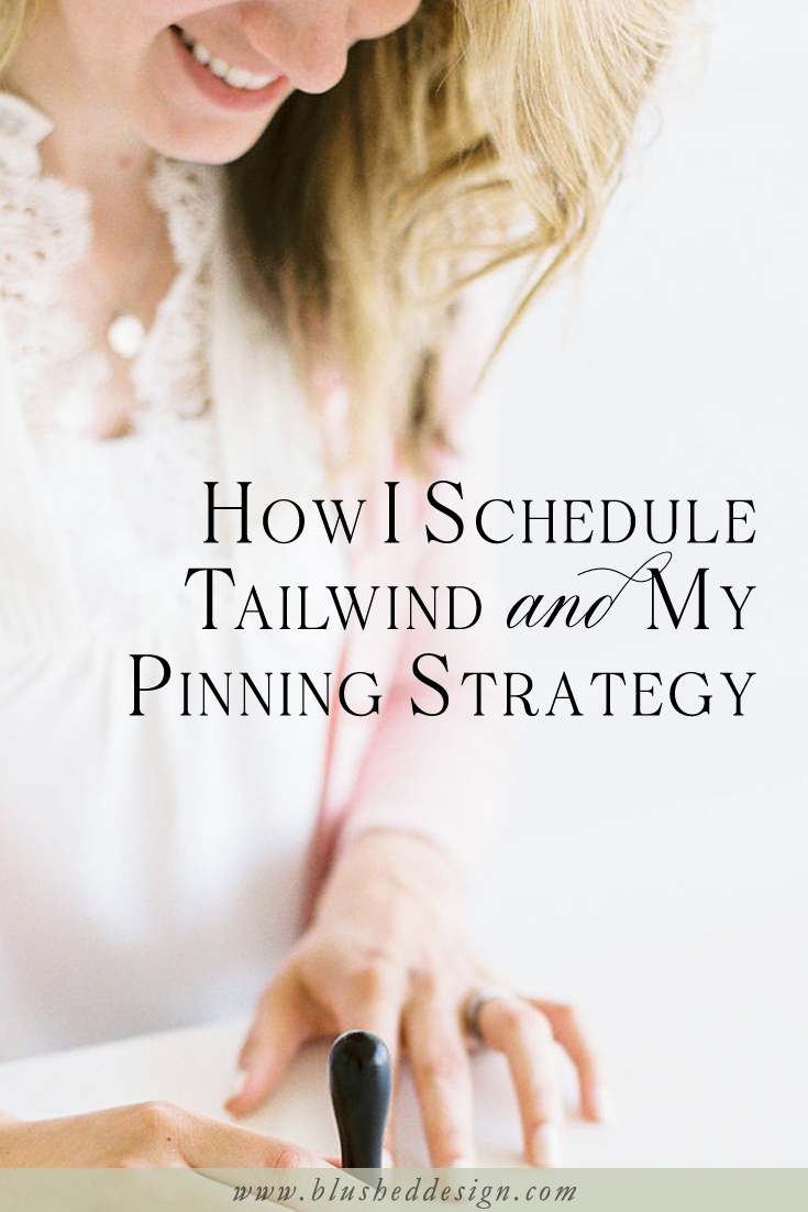 Are you overwhelmed with where to even START your Tailwind schedule and Pinning strategy?  I break down the process that I follow every few weeks for you—everything from my Pinterest ettiquette philosophy to how I go about adding items to my actual Tailwind Queue is in this blog post! #tailwindforbusiness #tailwindforpinterest #pinterestforbusiness #weddingvendor