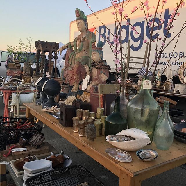 Hello shoppers! We are at the Alameda Antique Faire once again, stop by and say hello!