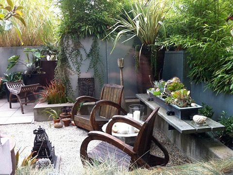 Winter is over and spring has officially arrived! The sunny days are constant from here on out so be sure to make your outside space an area of serenity and peace. #interiordesign #outdoordesign #serenity #peace #homedecor #inspiration #simplethings #nature #green #comfy #filthygorgeous