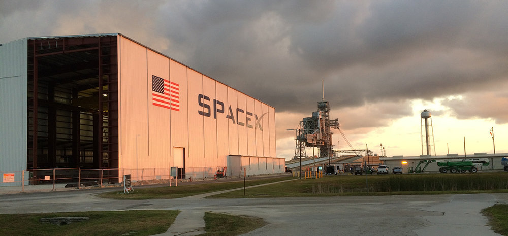 SpaceX signed a 20-year lease on Launch Complex 39A in 2014. Photo Credit: SpaceX
