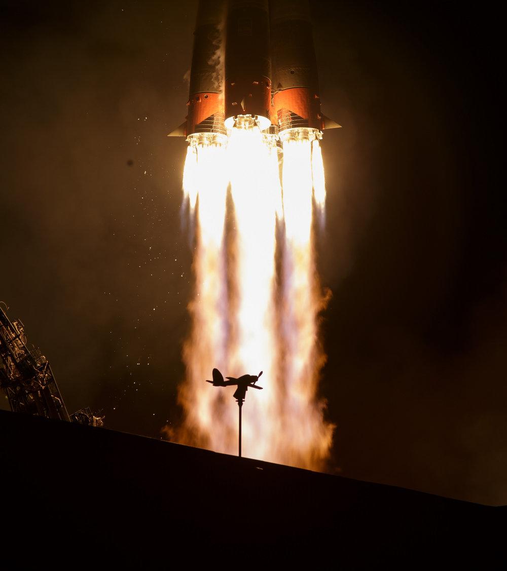 Photo Credit: Bill Ingalls / NASA
