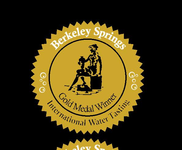 Berkeley Springs Gold Medal
