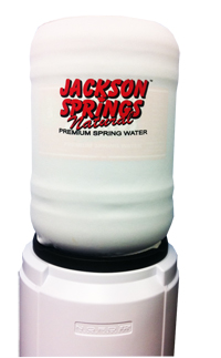 Jackson Springs Water - Fabric Water Cooler