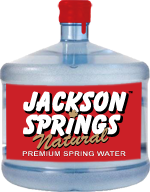 Jackson Springs Water 3Gal Water Bottle