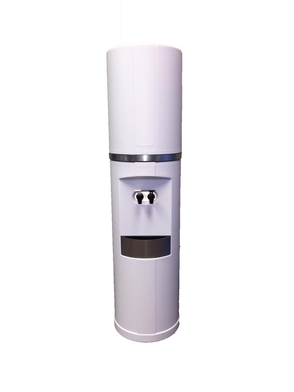 Fahrenheit Water Cooler - White