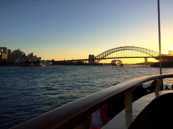 Take a Ferry Ride on Spectacular Sydney Harbour