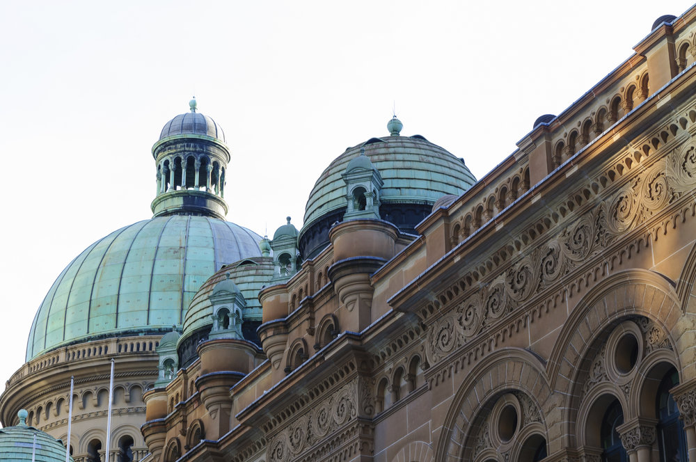 View Sydney's Famous Historic Buildings