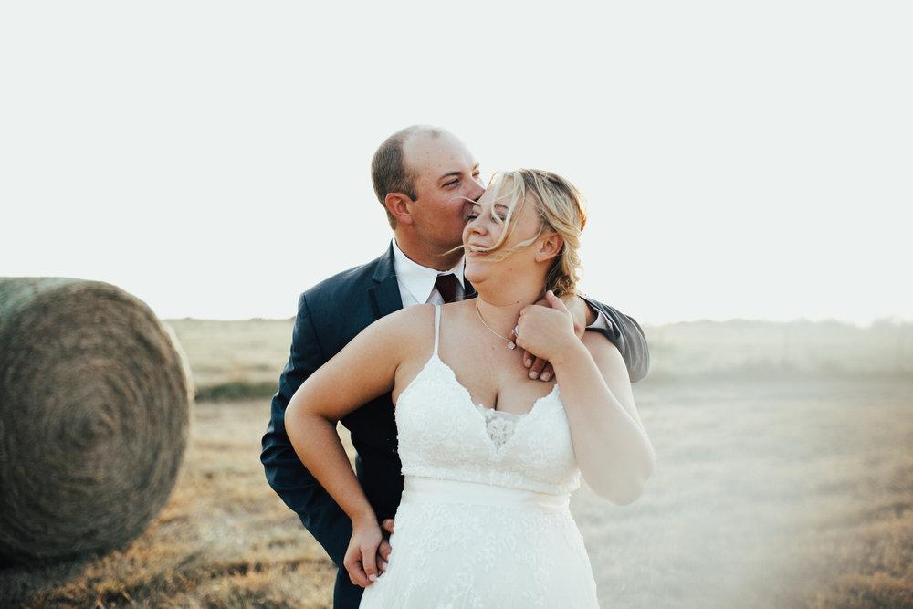 The Nesmith's: Small Town TX Wedding