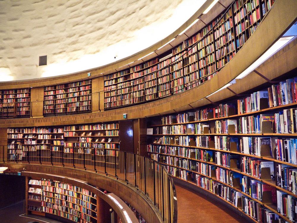 Books, Books, Books -