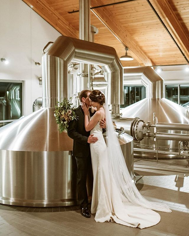 Finishing up a MASSIVE sneak peek for Elizabeth and Eric's wedding, but here's a little preview of the awesomeness I'm about to unleash on the internet. FYI, @breckbrew is one of my new favorite wedding venues 😍 . . . . #coloradowedding#littletonwedding #breckenridgebrewery #breckenridgebrewerywedding #fallwedding #coloradofallwedding #1888ad#tribearchipelago#lookslikefilm#coloradoweddingphotographer#modernwedding#modernbride#denver#denverbride#denvergroom#coloradoweddingphotographer#denverweddingphotographer#wedding#lookslikefilm#weddingphotography#denverwedding#coloradowedding#liveauthentic#coloradophotographer#classyweddingphotos #hipsterwedding #brewerywedding #brewery