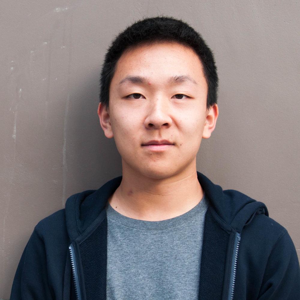 Justin Yu | Vice President | Los Altos '18