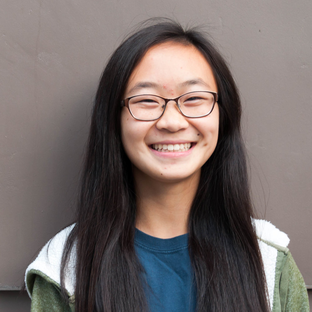 Angela Yi | PR Director | Mission San Jose '18