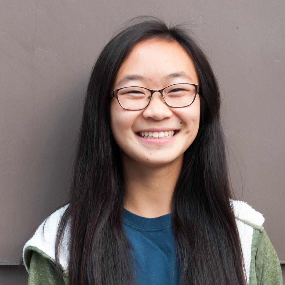 Angela Yi | PR Director | Mission San Jose '18