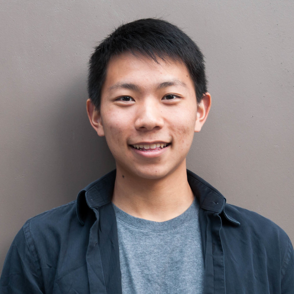 Jerry Chen | Co-President | Harker '18