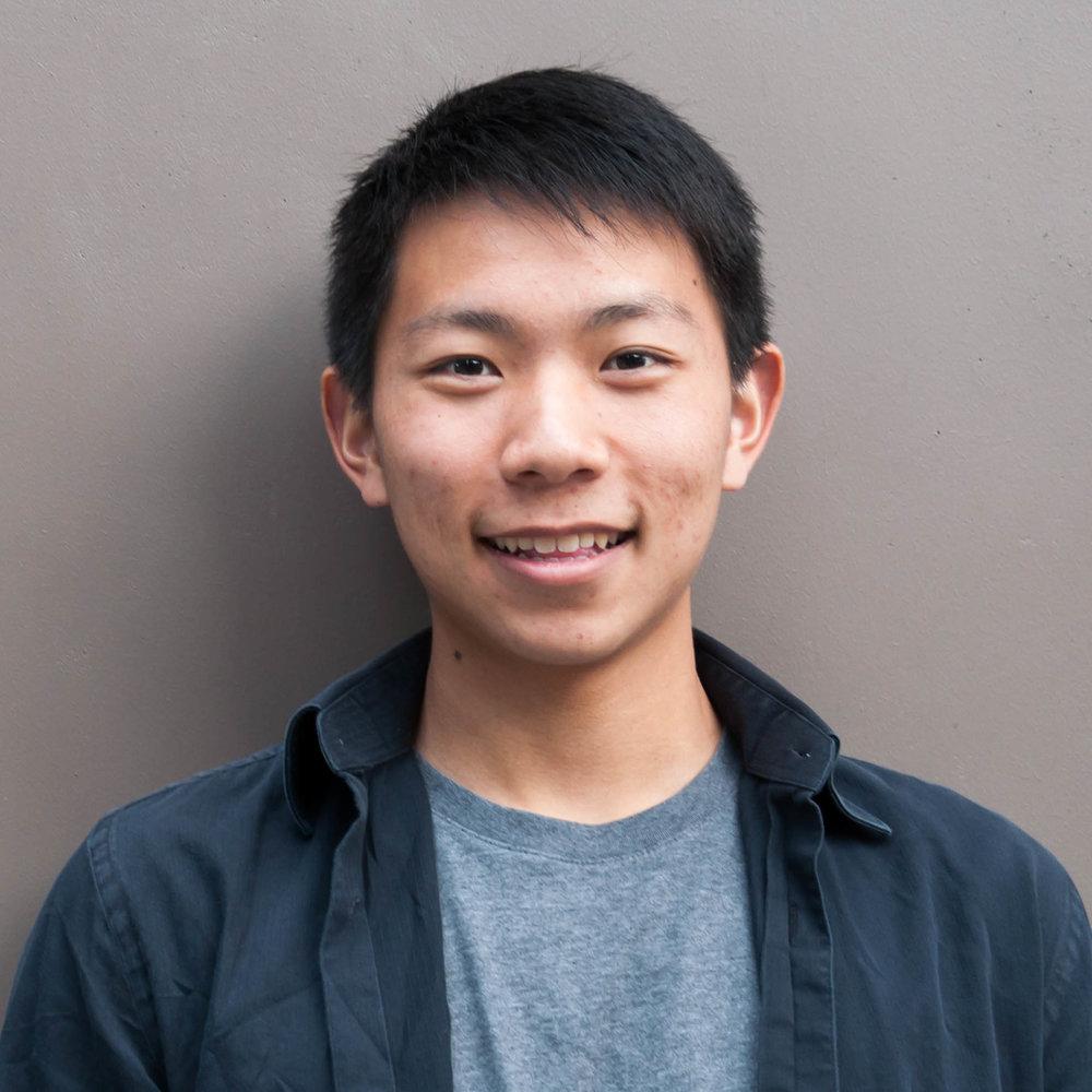 Jerry Chen | Co-President | Harker '18