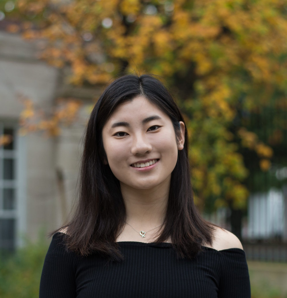 Joy Jin | Harvard '19 | Co-Founder