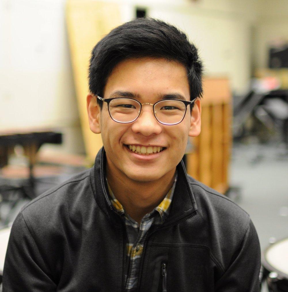 Wesley Luh | Co-President | Leland '19