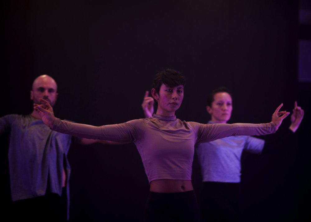 Night Dance by Melanie Lane | ARTSHOUSE CULTURE LAB | Image by Jody Hutchinson