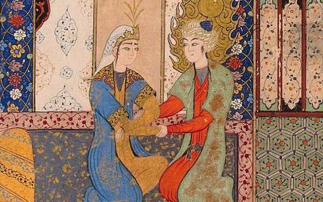 IllUMEnate | Layla and Majnun