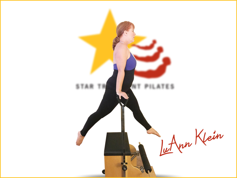 Star Treatment Pilates LuAnn Klein