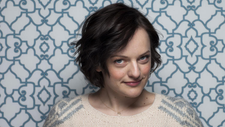 "Elisabeth Moss, photographed at the 2014 Sundance Film Festival, will star in Hulu's adaptation of ""The Handmaid's Tale"" in 2017.   (Jay L. Clendenin / Los Angeles Times)"