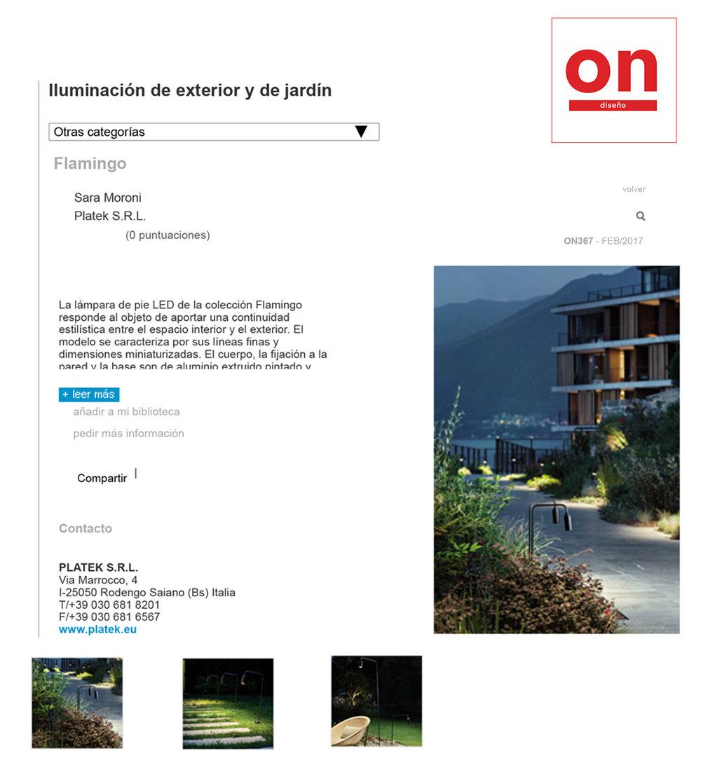 On Diseñon.367_  Il Sereno Hotel.Progetto curato da Patricia Urquiola