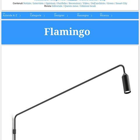 Domus_Flamingo indoor&outdoor light.