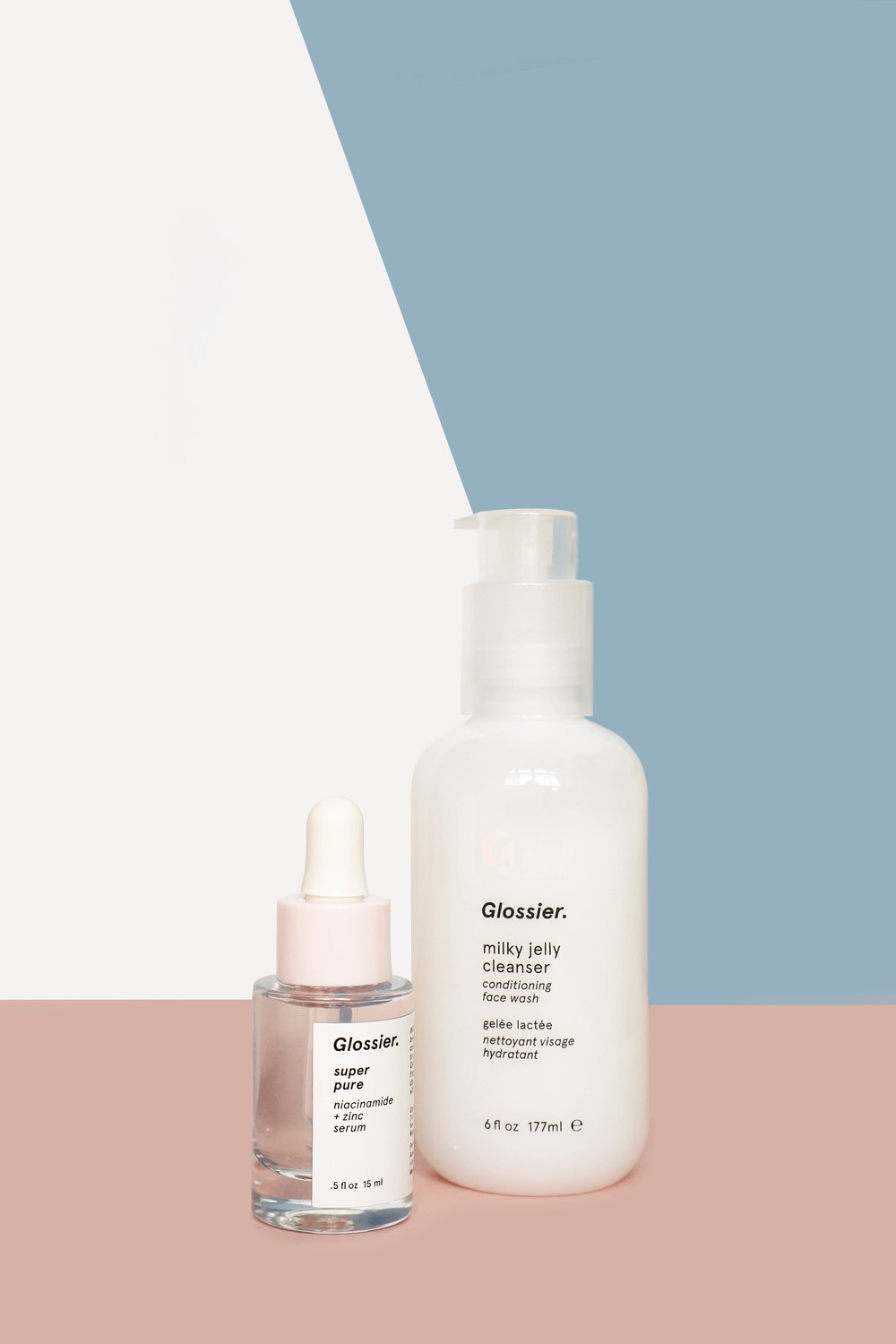 Glossier Styling and Photography