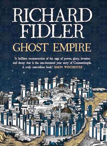 Ghost Empire,  published by HarperCollins.