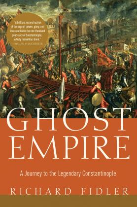 GHOST EMPIRE (U.S. edition, hardback)