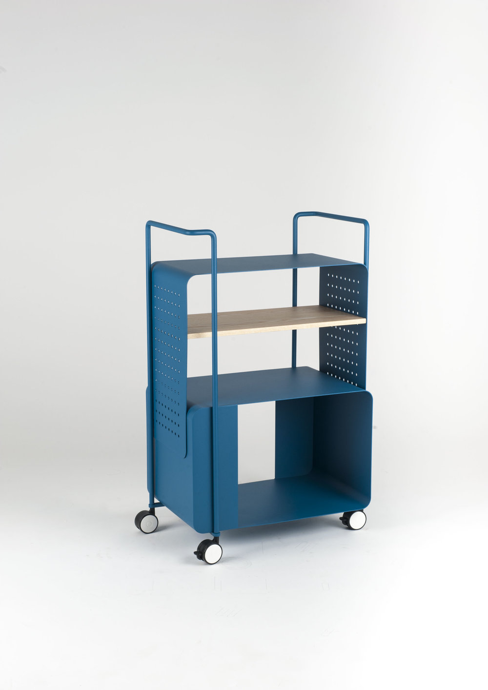 RAL 5009 - BLUE