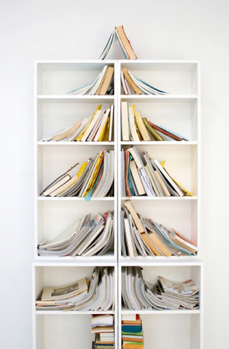 Book Shelf Tree (Photo: Terry's Fabrics)