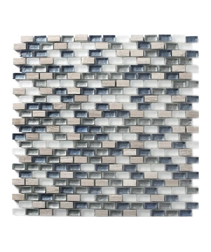 High End - Eris Reflection Mosaic Tiles  (Topps Tiles)
