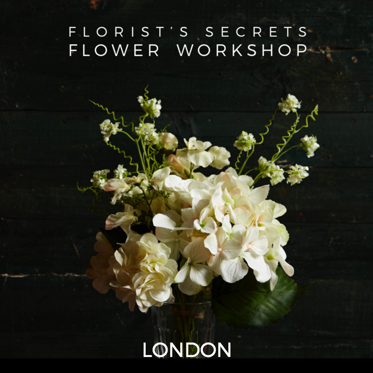 Abigail Ahern's Flower Workshop