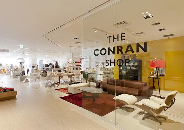 The Conran Shop  (Image: London Design Agenda)