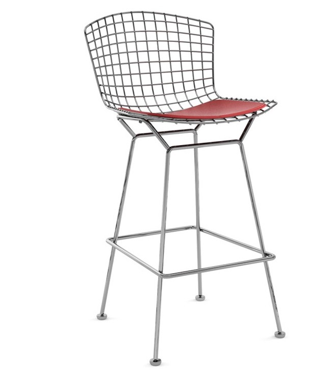 BERTOIA BAR STOOL by Harry Bertoia