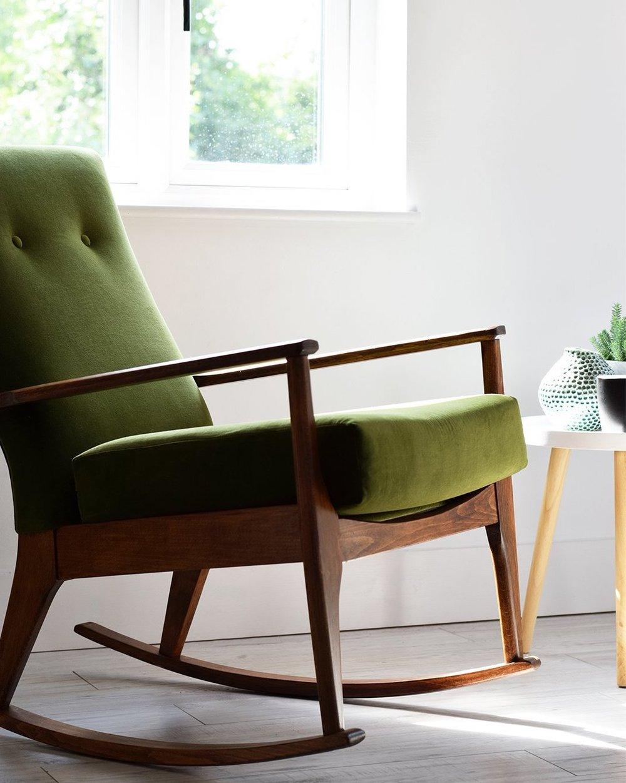 Florrie & Bill Rocking Chair