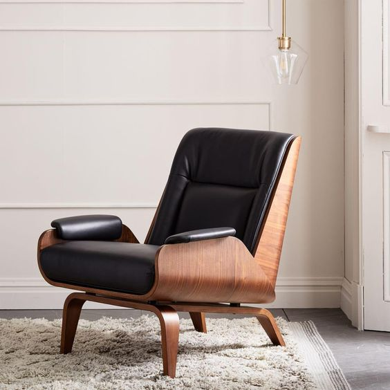 Paulo Bent Chair