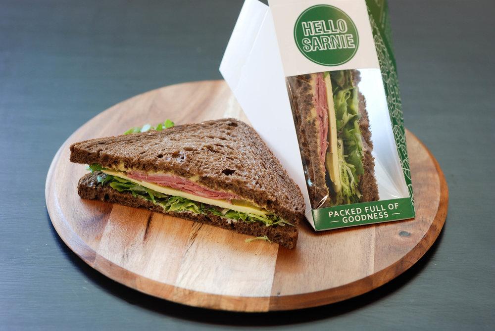 Hello Sarnie - Sandwiches & Salads