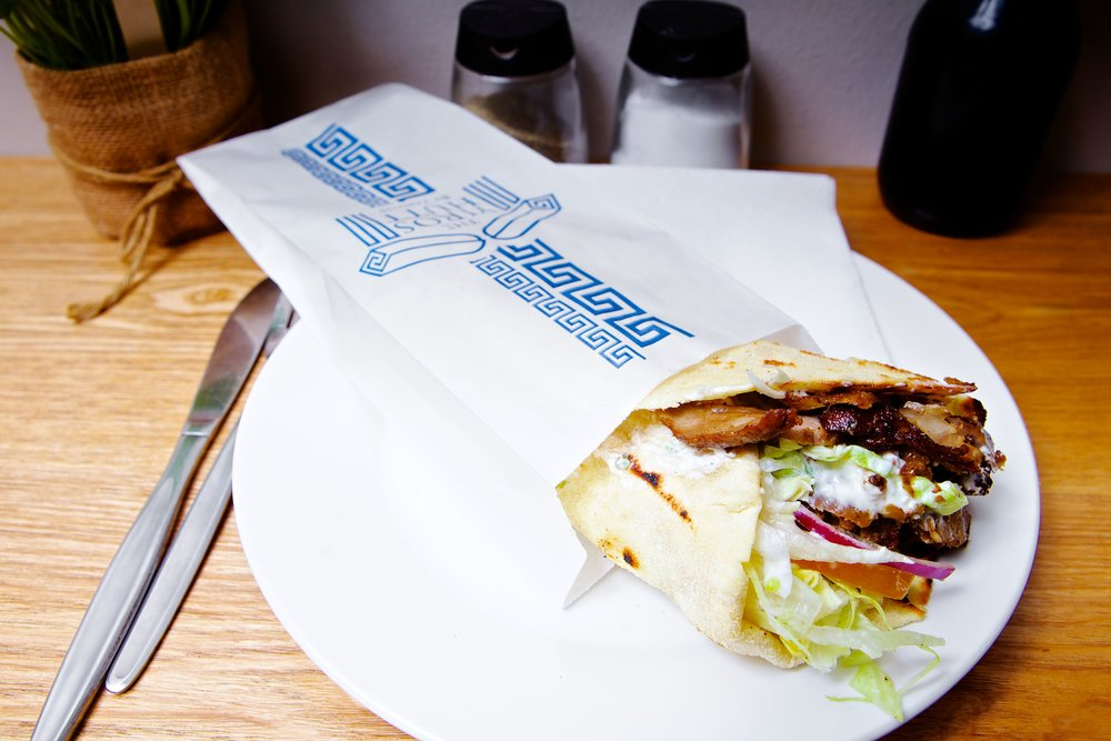The Yiros Hutt - Yiros/ Salads/ Hot Chips