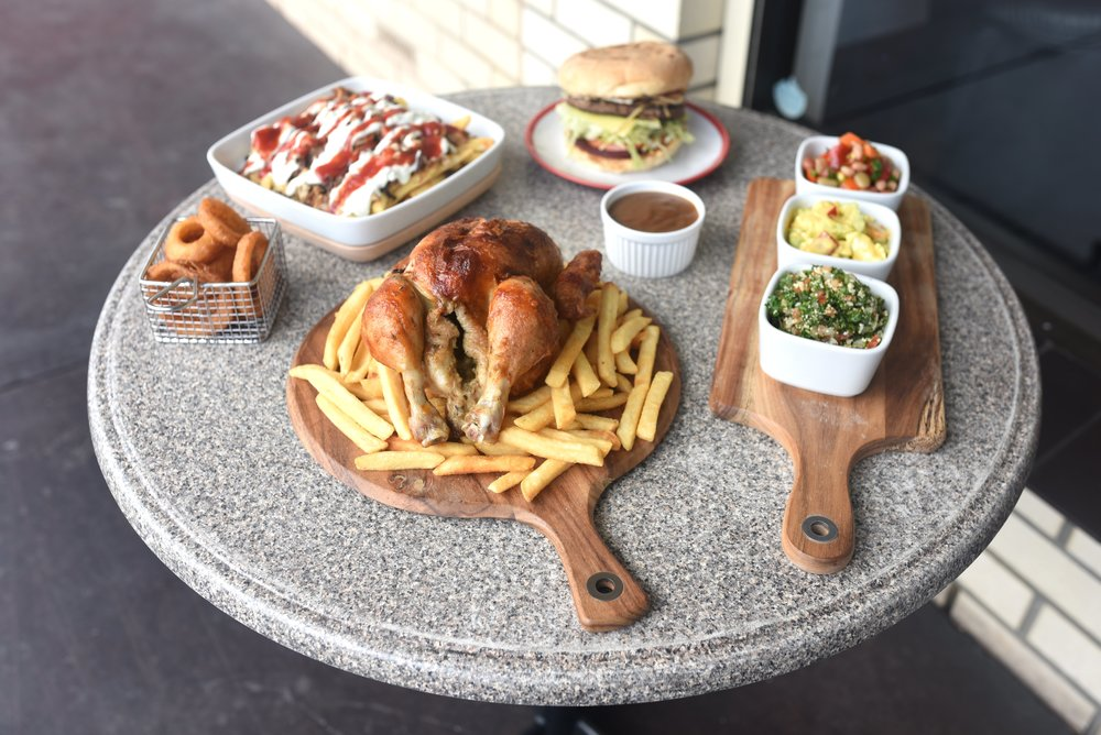 Fat Chicken - Hot Chips/ Chicken/ Burgers