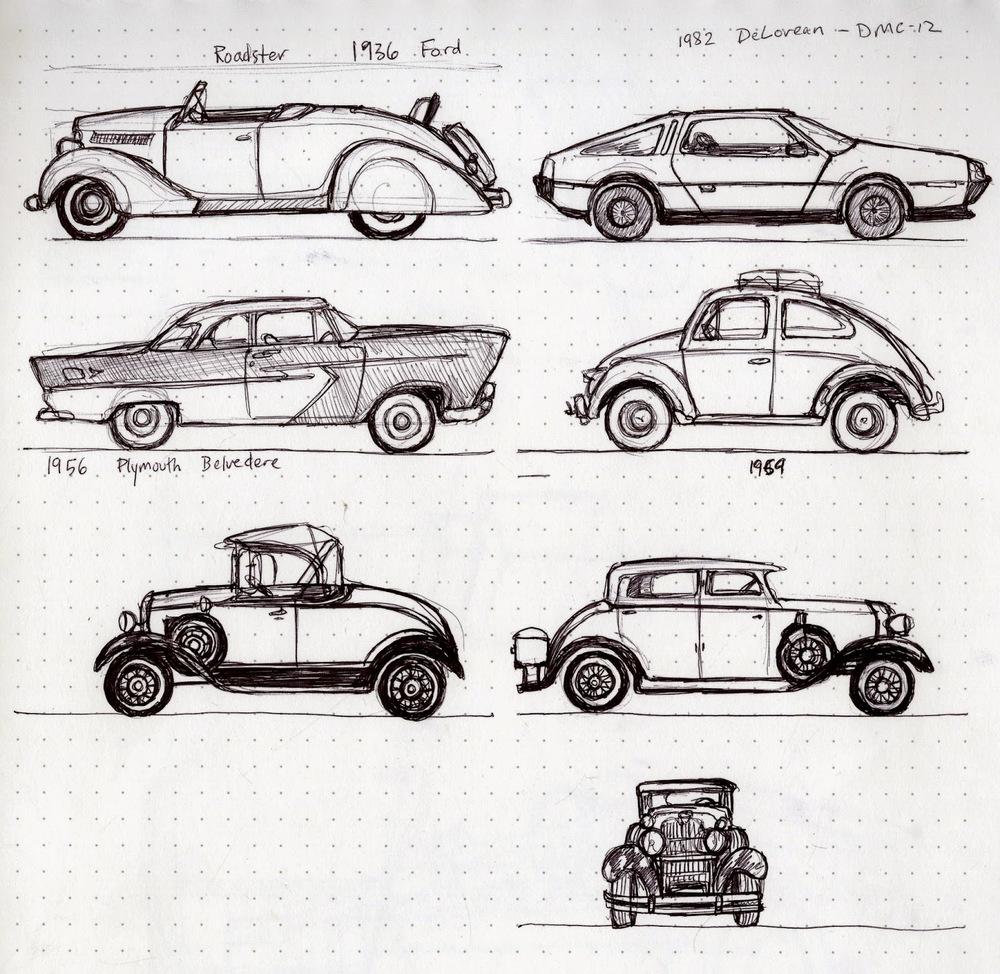 Technical Drawing — Phoebe Kobabe