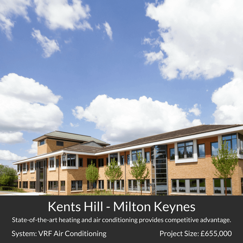 Kents Hill Milton Keynes Office Air Conditoning