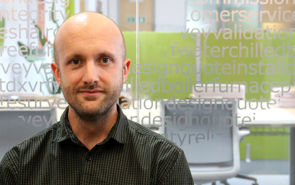 Meet the Team: Design Consultant Iain Kyle