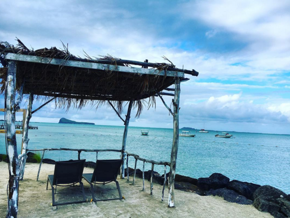 A perfect hideaway spot to drink your cocktails!
