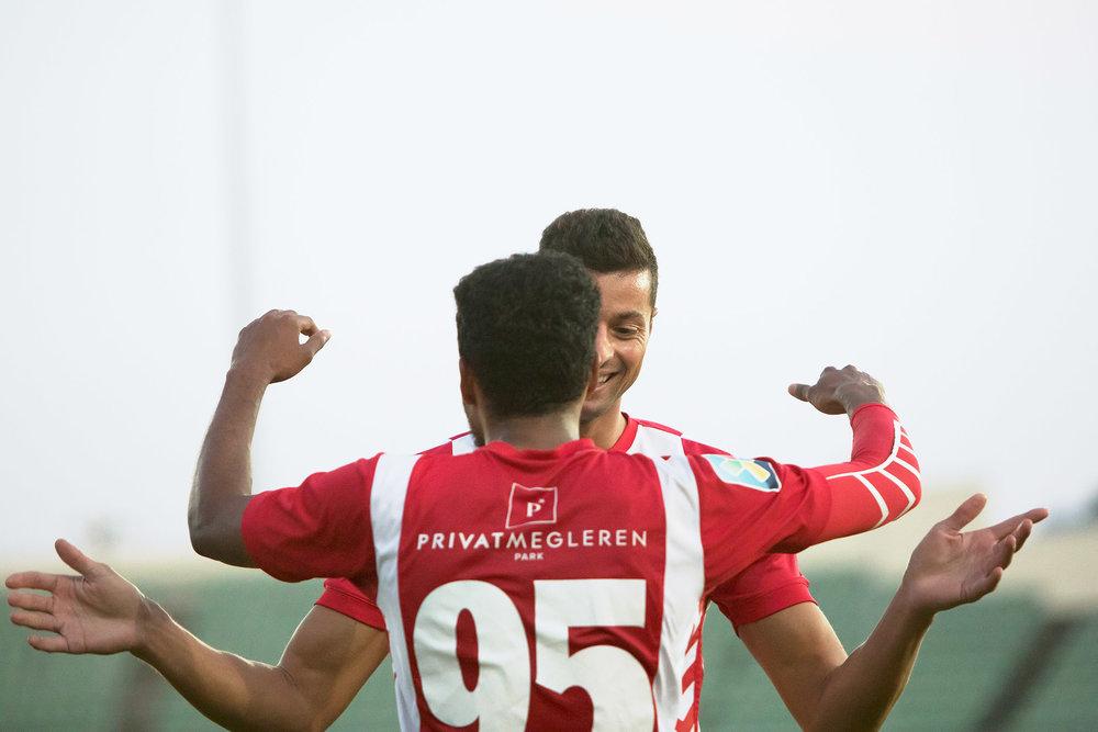 Anwar Pellegrino, Fadel Karbon og Markus Cham scoret to mål hver (foto: BillyBonkers, arkiv)